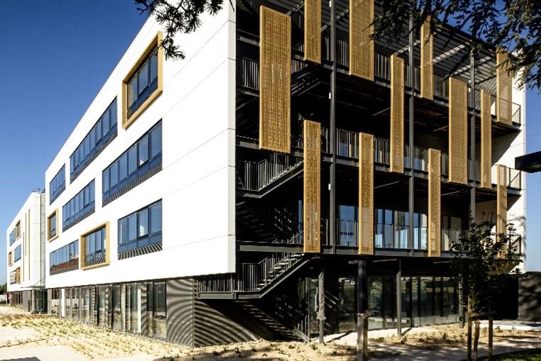 Campus Now-Alten <br>de GA Smart Building